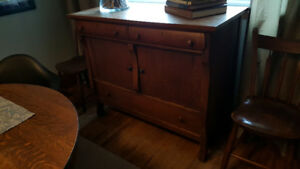 *** $300 ANTIQUE SIDEBOARD ***