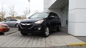 2013 Hyundai Tucson Limited AWD at