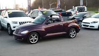 2005 Chrysler PT Cruiser GT TURBO CONVERTIBLE CUIR AUTOMATIQUE