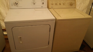 Washer&Dryer, Delivery Available