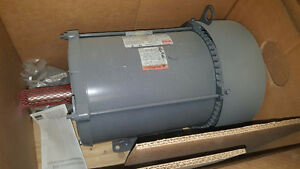 DAYTON 10HP ELECTRIC MOTOR TOTALLY ENCLOSED BRAND NEW