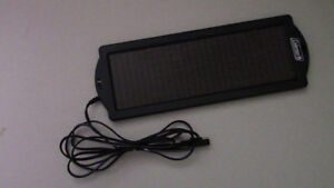 Coleman Solar Panel/Battery Charger NEW