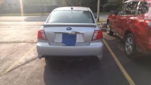 Selling 2009 Subaru Impreza wrx