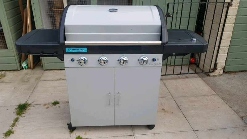 Campingaz 4 Series Classic Ls.Never Used Campingaz 4 Series Classic Ls Gas Barbecue In Weston Super Mare Somerset Gumtree