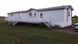 2011 16×76 Mobile Home to be moved.