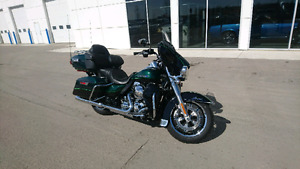 2015 Harley Davidson Ultra Classic for sale at High River Ford