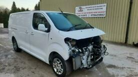 2019 69 VAUXHALL VIVARO 2900 SPORTIVE L2 H1 LWB S/S DAMAGED REPAIRABLE SALVAGE