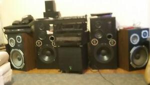 big home sound system