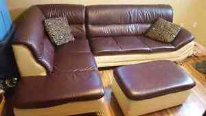 Leather Couch Buy Or Sell A Couch Or Futon In Calgary
