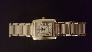 Real Cartier woman's watch
