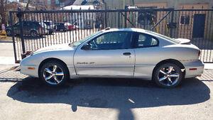 2000 Pontiac Sunfire GT Coupe (2 door)
