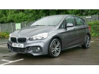 2017 BMW 2 Series 220d M Sport 5dr [Nav] Hatchback diesel Manual