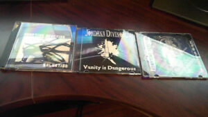 Old Local Band CDs