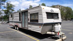 Lynx Prowler trailer