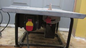 """FS: 81/4"""" table saw"""