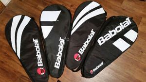 BABOLAT TENNIS CASES, $10 PER CASE, NEW