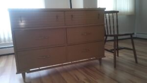 Bedroom Furniture (Dresser & Mirror and Chest of Drawers)