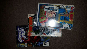 Comics from the 90s and 80s
