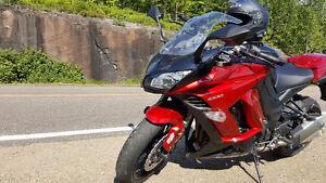 Kawasaki Ninja ZX 1000 2015 ABS 6960 km