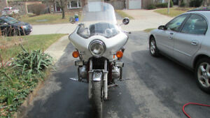 1976 GL1000 Goldwing
