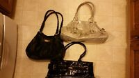 Very Nice 3 Womens Purses Forsale