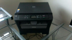 Brother DCP 70600 printer and cartridge
