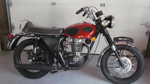 BSA 441 Shooting Star