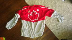 Hudson Bay Canada Olympic spring coat