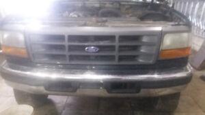 Pièces de ford f 350  de 1989 à 1997 7.3 diesel turbo ou non