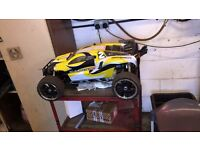 Rc car petrol 1/5