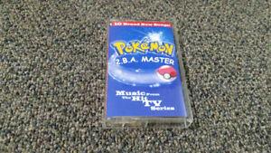 Pokemon 2.B.A. Master Cassette Tape