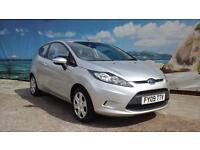 2009 FORD FIESTA STYLE PLUS HATCHBACK PETROL