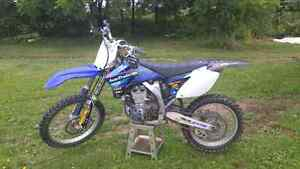 Clean 2006 yz450f