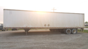 Storage trailers for sale