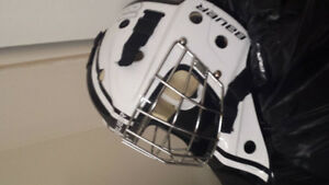 Bauer nme3 goalie mask fit 4