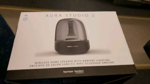 Bnib Herman Kardon AURA 2 bluetooth speaker
