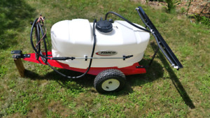 25gal Sprayer like new