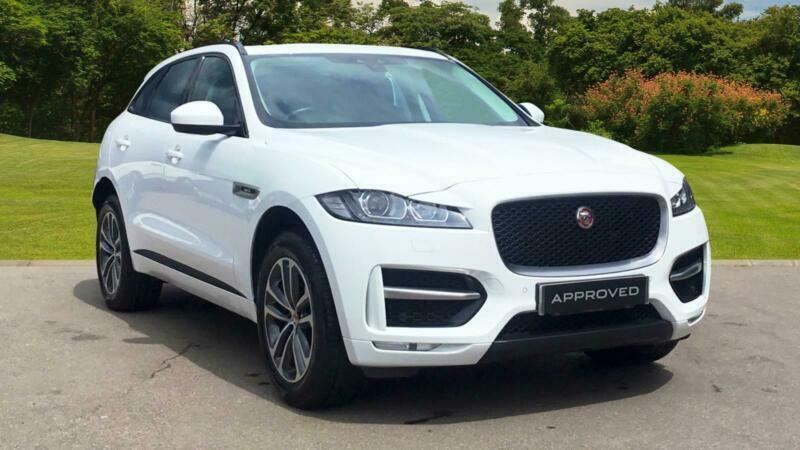 2016 Jaguar F Pace 2 0d R Sport 5dr Auto Awd Diesel Estate Estate Diesel Automat In Leeds West Yorkshire Gumtree