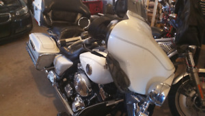 DRIVER NEEDED FOR 2004 HARLEY ULTRA CLASSIC