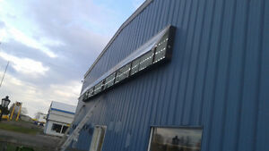 Sign service or LED retro fits for out door signs