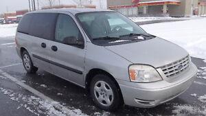 2005 Ford Freestar minivan Minivan, Van