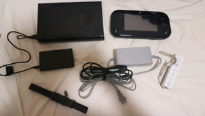 Modded Wii U 32GB with 35 Games