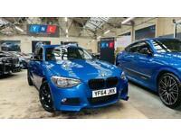 2014 BMW 1 Series 2.0 116d M Sport Sports Hatch (s/s) 5dr Hatchback Diesel Manua