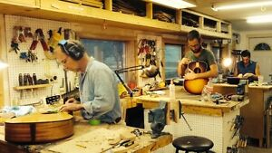 Guitar Building & Repair School