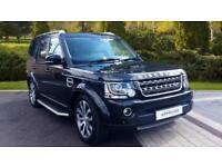 2014 Land Rover Discovery 3.0 SDV6 XXV 5dr 7seater Automatic Diesel 4x4