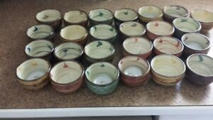24 tea light holders