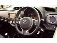 2012 Toyota Yaris 1.4 D-4D TR 5dr Manual Diesel Hatchback