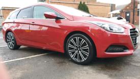 Hyundai i40 premium edition pco ready