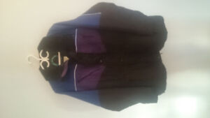 Mustang Ice Rider snowmobile coat (men's size large)