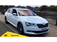 2015 Skoda Superb 2.0 TDI CR 190 Laurin + Klemen Automatic Diesel Estate